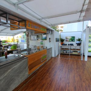 Shipping Container Kitchen