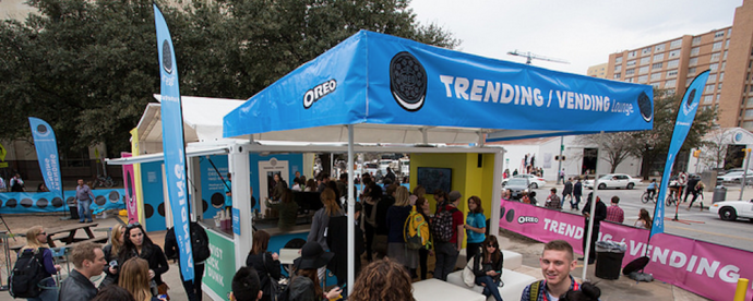 Oreo Marketing Tour
