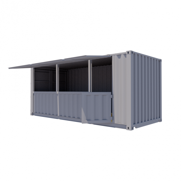 Shipping Container Concessions