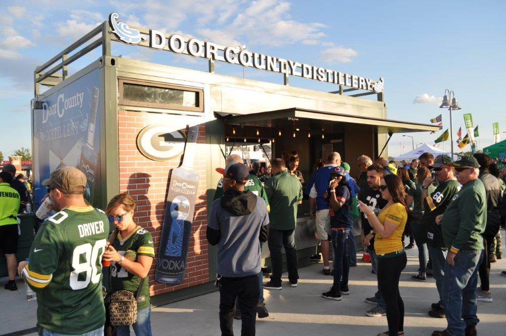 Lambeau Mobile Bar