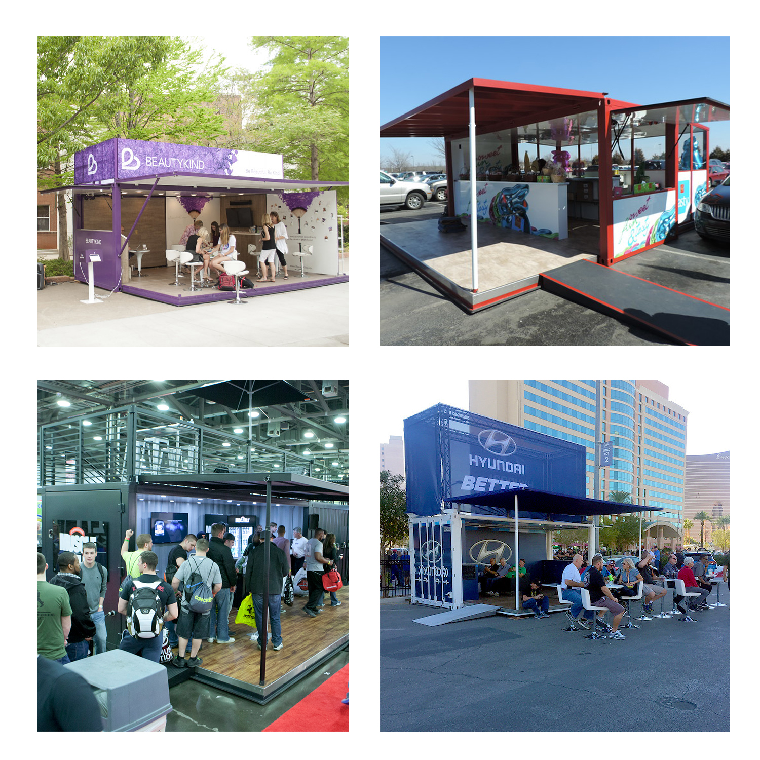 Container Event Marketing