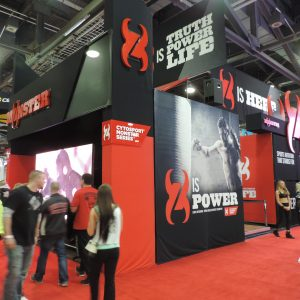 Extreme Trade Show Booth