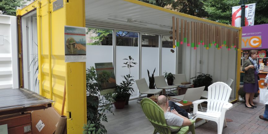 Shipping Container Events