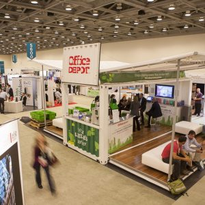 Container Tradeshow Booths