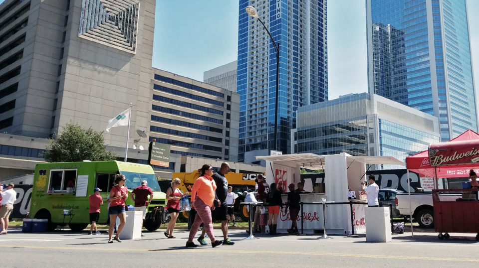 Experiential Marketing Food