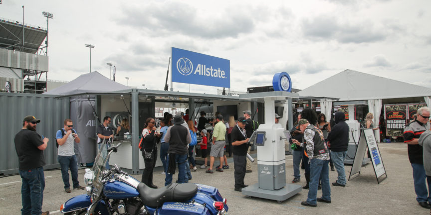 Allstate Experiential Activation